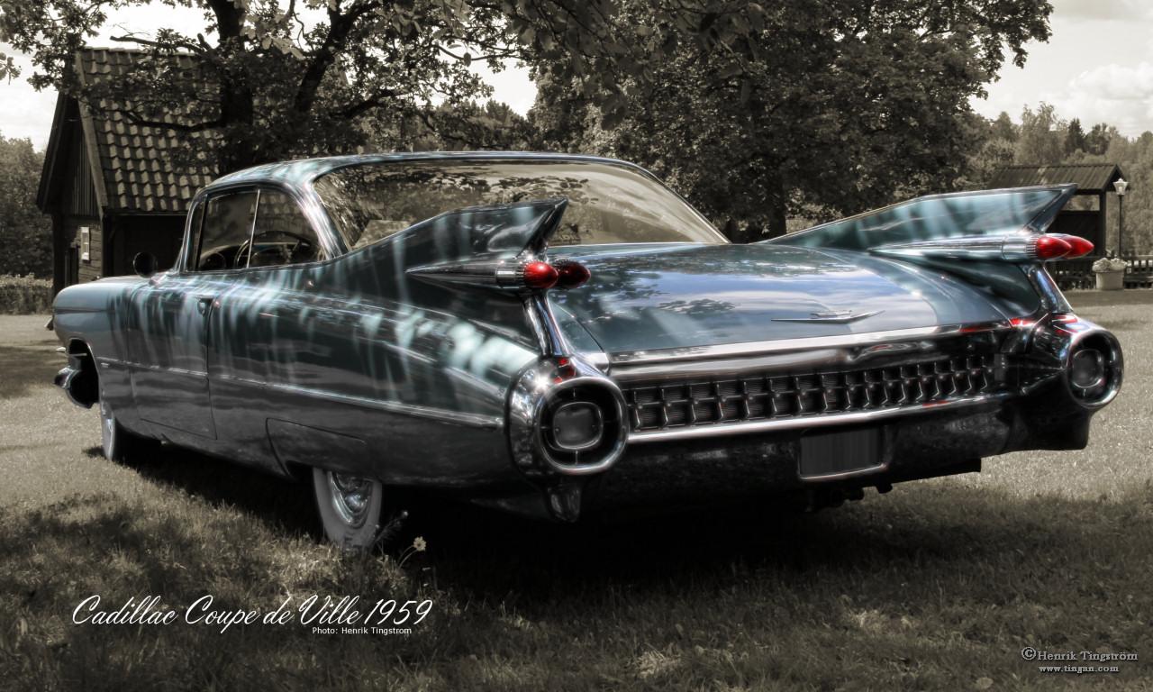 'Cadillac Coupe de Ville